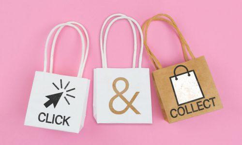 Bestellen en afhalen bij 'niet-essentiële' winkels